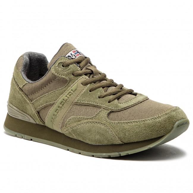 27b469cb917 Sneakers NAPAPIJRI - Rabari 17833011 Green Musk N751 - Sneakers ...