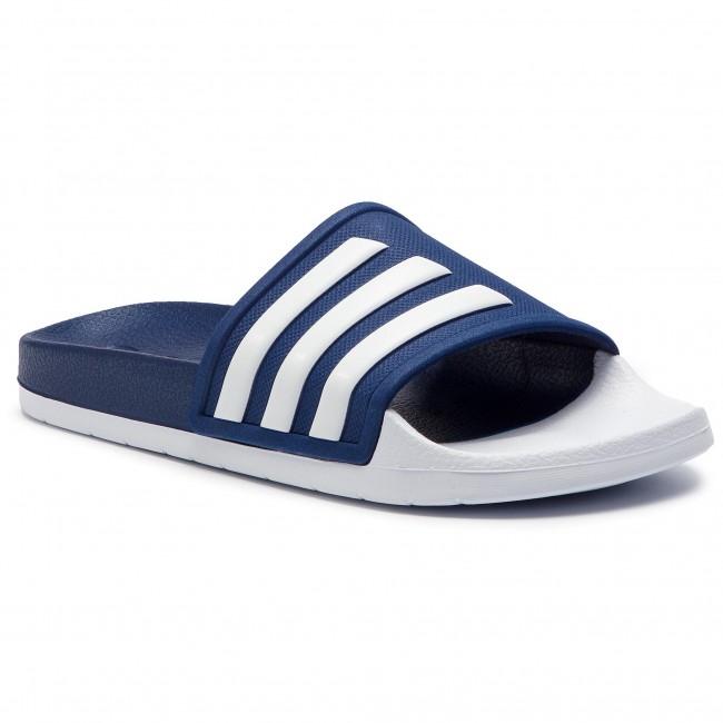 lowest price 8e813 27435 Slides adidas - adilette Tnd F35436 DkblueFtwwhtFtwwht