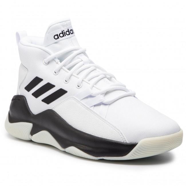Ftwwhtcblackclowhi Streetfire Shoes Basketball Adidas F34964 qYW0vP
