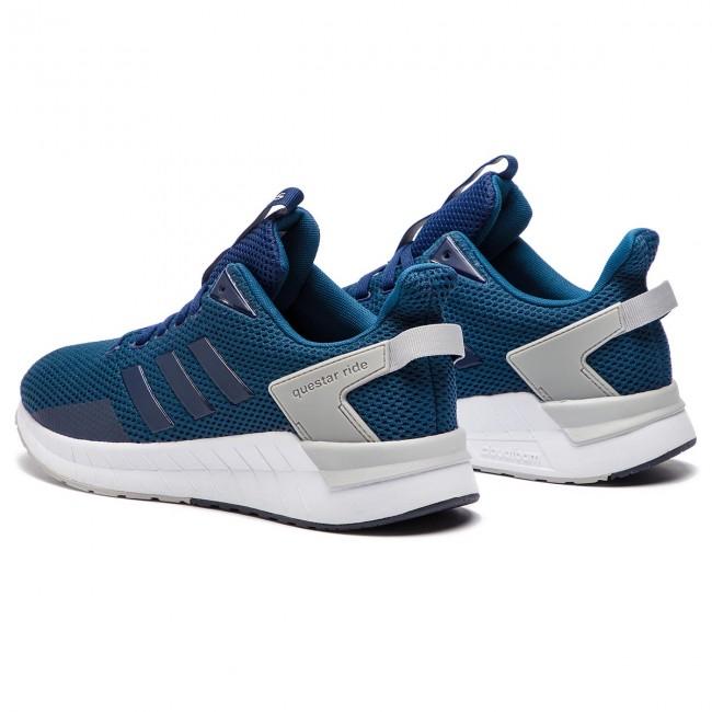 F34978 Ride Indoor Shoes Questar DkblueDkblueGretwo adidas 4RnSYt