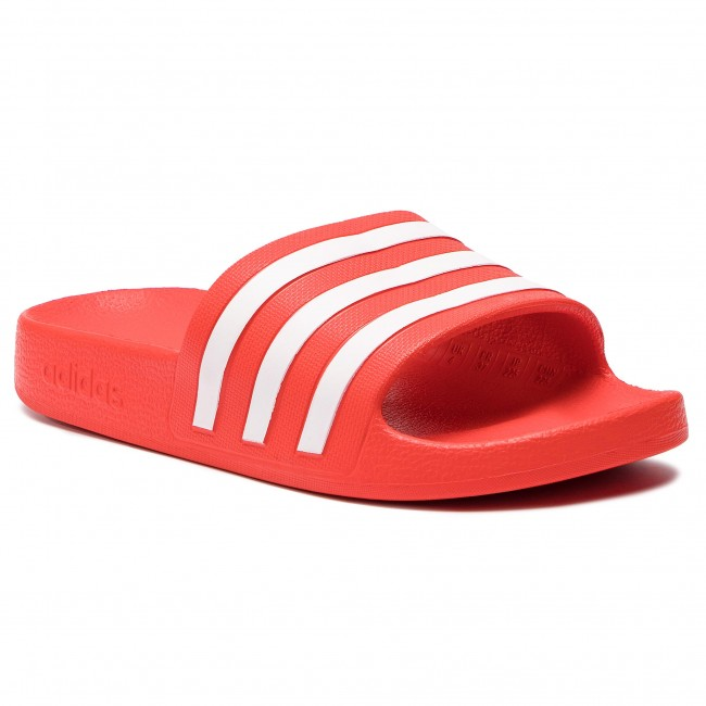 8675c92a747 Slides adidas - adilette Aqua F35540 Actred/Ftwwht/Actred - Casual ...
