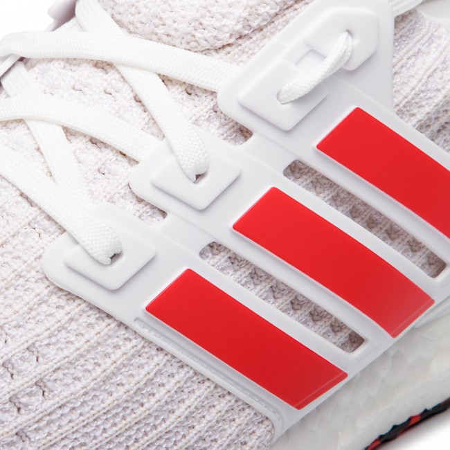 814cebdd Shoes adidas - Ultraboost DB3199 Ftwwht/Actred/Cwhite - Indoor - Running  shoes - Sports shoes - Men's shoes - efootwear.eu