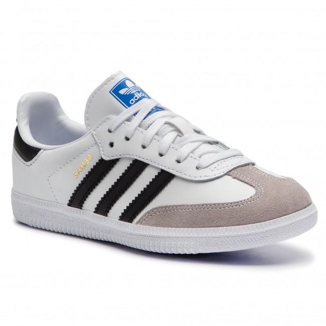 new arrival 1a1fb 7036b Shoes adidas - Samba Og C BB6975 Ftwwht Cblack Cgrani