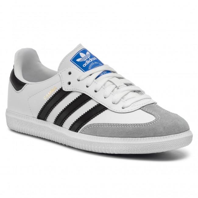 b577ef8590f8e Shoes adidas - Samba Og J BB6976 Ftwwht Cblack Cgrani - Sneakers ...