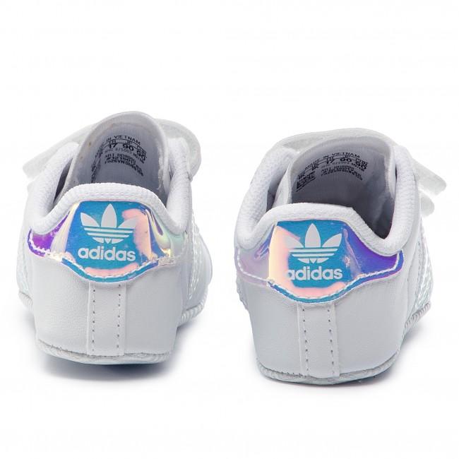 Schuhe adidas Superstar Crib BD8000 FtwwhtFtwwhtCblack