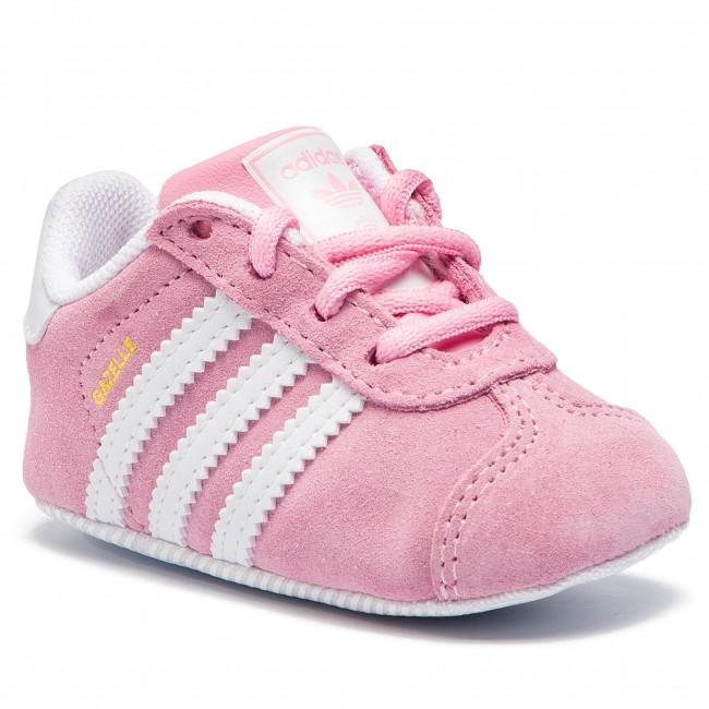 Shoes adidas - Gazelle Crib CG6542 Trupink/Ftwwht/Goldmt