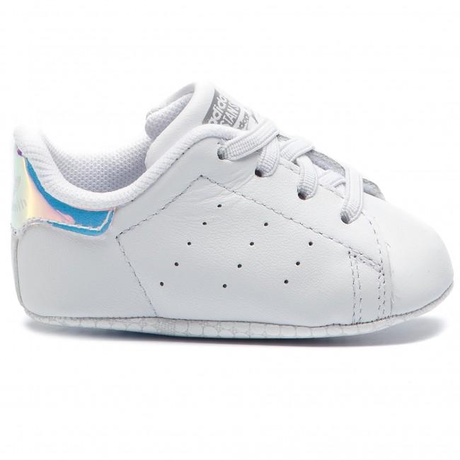 uk availability 5d3cf e41ee Shoes adidas - Stan Smith Crib CG6543 FtwwhtFtwwhtSilvmt