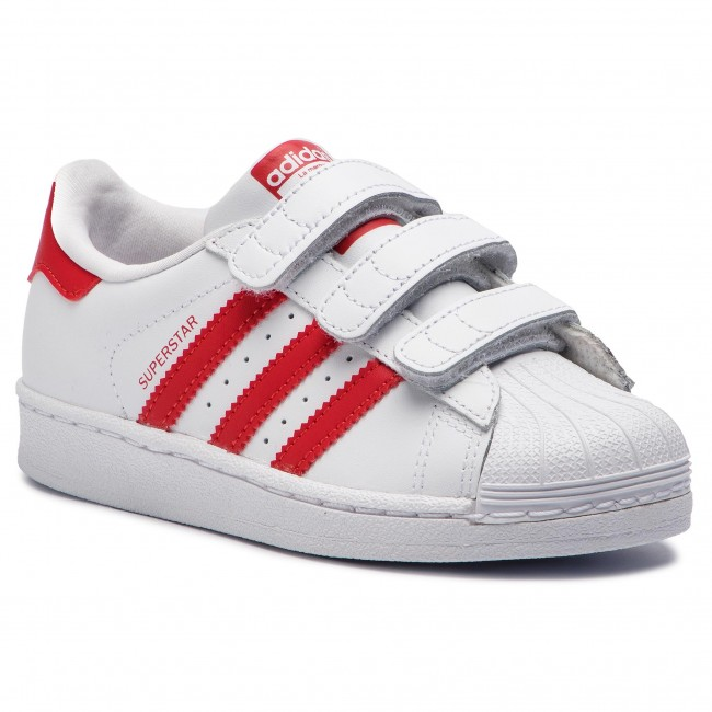 best sneakers 1305a 944a5 Shoes adidas - Superstar Cf C CG6622 Ftwwht Scarle Scarle