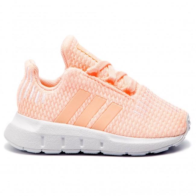7db11fb159703 Shoes adidas - Swift Run I CG6924 Cleora Whiteb Ftwwht - Laced shoes ...