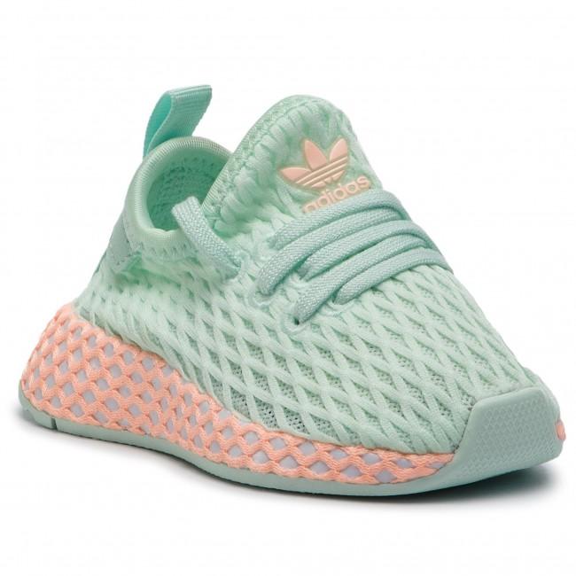 new concept b64a1 c92af Shoes adidas - Deerupt Runner I CG7037 IceminFtwwhtCleora