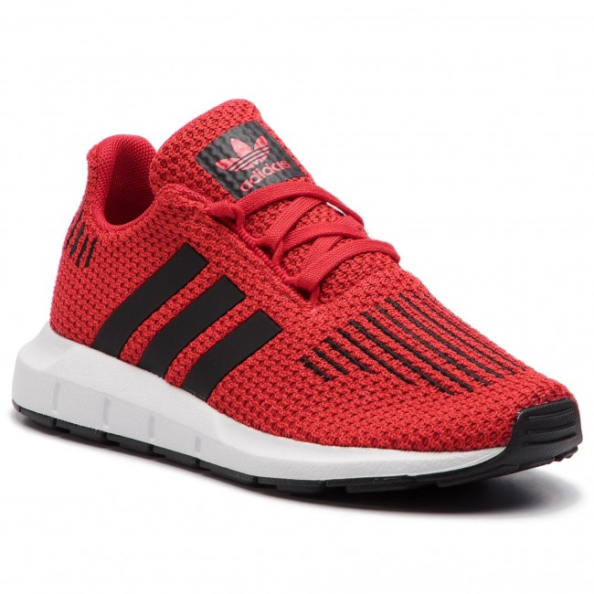 ef1ba32be03a3 Shoes adidas - Swift Run C CG6926 Scarle Cblack Ftwwht - Laced shoes ...
