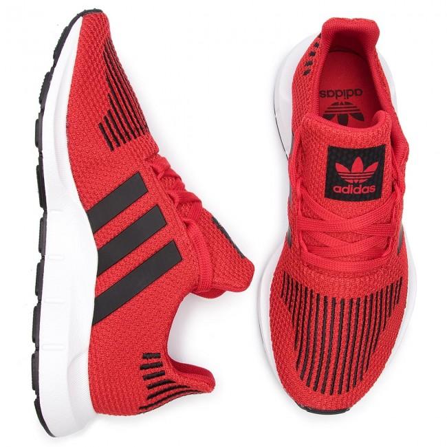 2b957c2e46d470 Shoes adidas - Swift Run J CG6937 Scarle Cblack Ftwwht - Sneakers - Low  shoes - Women s shoes - www.efootwear.eu