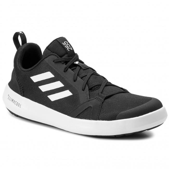 b2e931b8c224 Shoes adidas - Terrex Cc Boat BC0506 Cblack Cwhite Cblack - Water ...