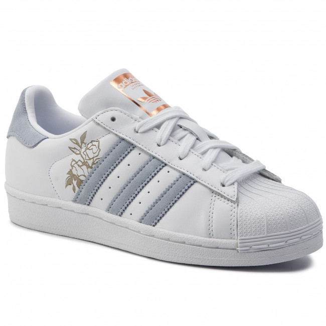 8f733c192 Shoes adidas - Superstar W CG5939 Ftwwht/Periwi/Coppmt - Sneakers ...