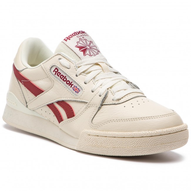 00756d2d0 Shoes Reebok - Phase 1 Pro Mu DV3793 Classic White Meteor Red ...