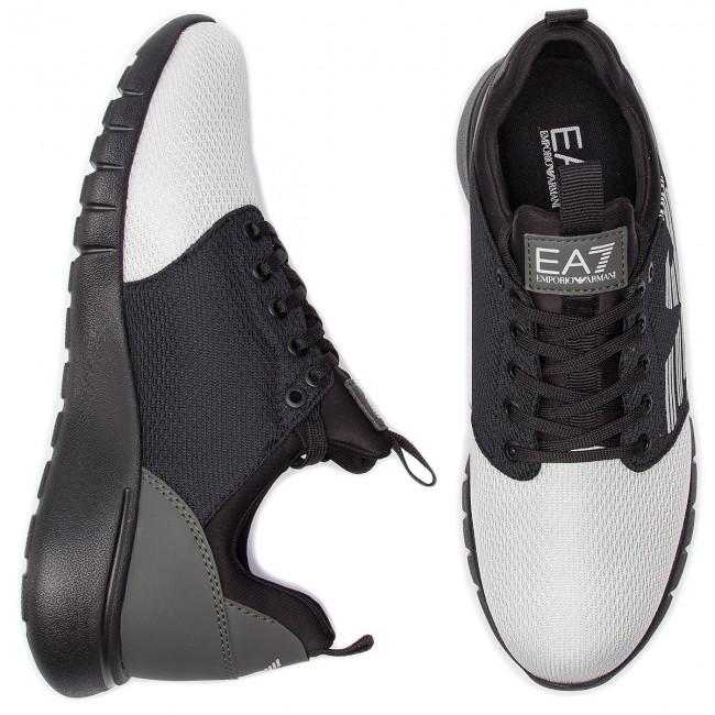 986267872 Sneakers EA7 EMPORIO ARMANI - X8X007 XCC02 K086 Grey Tri Tonal - Sneakers -  Low shoes - Men's shoes - efootwear.eu