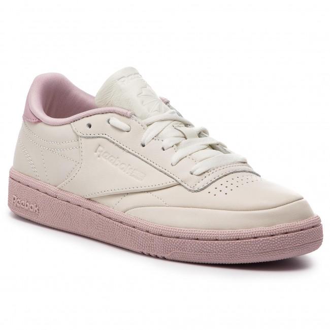 342f0e894f4 Shoes Reebok - Club C 85 CN7041 Chalk Lilac Fierce Gold - Sneakers ...