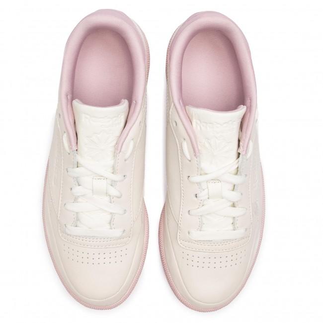 631436cb Shoes Reebok - Club C 85 CN7041 Chalk/Lilac/Fierce Gold