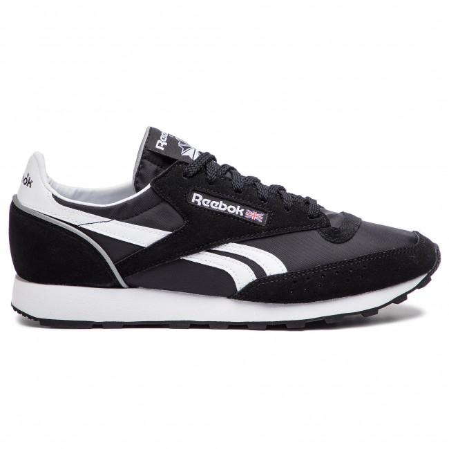 ed1c3622a1bf6 Shoes Reebok - Classic 83 MU DV3748 Black White - Sneakers - Low ...