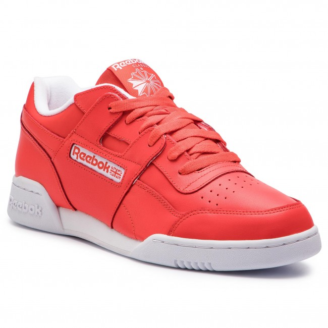 Shoes Reebok - Workout Plus Mu DV4312 Canton Red White - Sneakers ... 63793033c