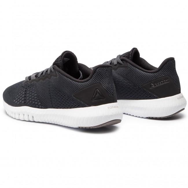 11a8e98139e7f7 Shoes Reebok - Flexagon CN2583 Black White Shark Coal - Fitness ...