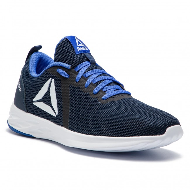 Shoes Reebok - Astroride Essential DV4089 Cobalt Navy White - Indoor ... 89bbd1644