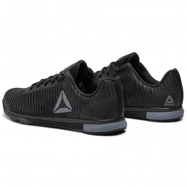 Reebok Men Speed TR Flexweave Training Shoes blackcold grey DV4403