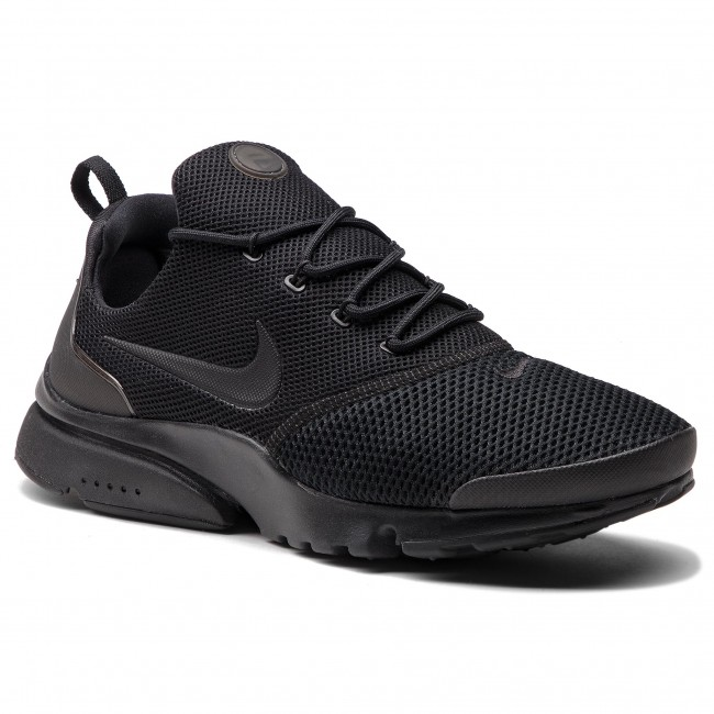 official photos 72448 d0100 Shoes NIKE - Presto Fly 908019 001 Black/Black - Sneakers - Low ...