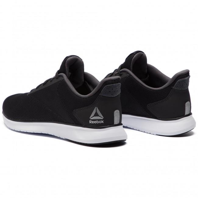 53817dad7 Shoes Reebok - Instalite Lux CN6566 Black Gry Shdw Wht Slvr - Indoor ...