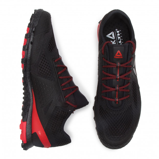 23a511840e013 Shoes Reebok - At Super 3.0 Stealth CN6283 Black/Primal Red/Pewter -  Outdoor - Running shoes - Sports shoes - Men's shoes - www.efootwear.eu