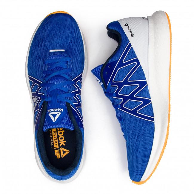 6359edd694a Shoes Reebok - Forever Floatride Energy CN7756 Cobalt Navy Gold Wht Slvr -  Indoor - Running shoes - Sports shoes - Men s shoes - www.efootwear.eu