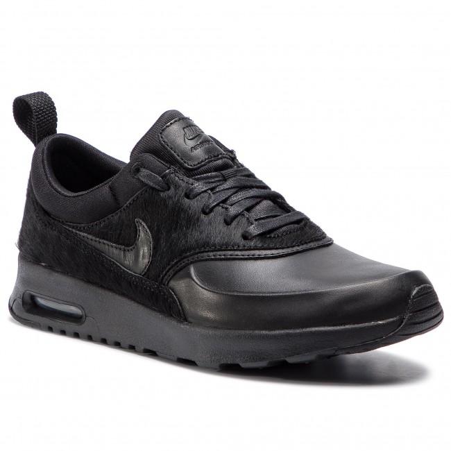 best website 1a59f 3642c Shoes NIKE - Air Max Thea Prm 616723 011 Black Black Black