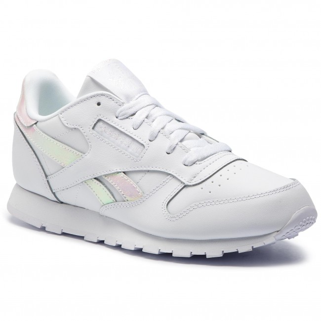 Shoes Reebok - Classic Leather CN7499 White White - Sneakers - Low ... 3d1d93cfeb