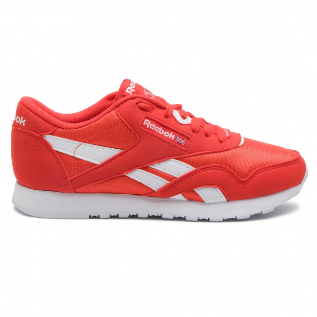97b6d2a8f35 Shoes Reebok - Cl Nylon Color CN7446 Canton Red White - Sneakers ...