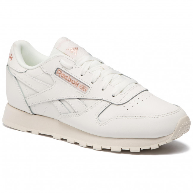 740f98895e9 Shoes Reebok - Cl Lthr DV3762 Chalk Rose Gold Paper Whi - Sneakers ...