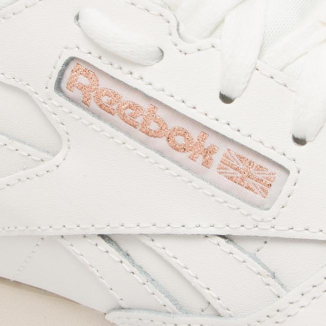 Shoes Reebok Cl Lthr DV3762 ChalkRose GoldPaper Whi