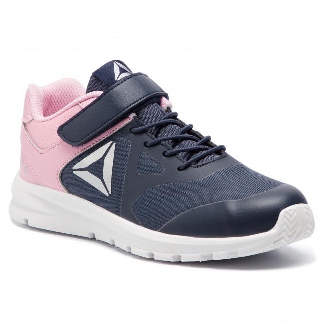 ecbf5a7f9df Shoes Reebok - Rush Runner Alt DV3625 Coll Navy Light Pink - Velcro ...