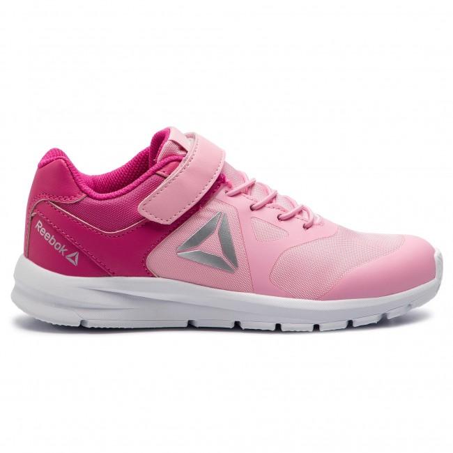 6c779f8a5d6 Shoes Reebok - Rush Runner Alt DV4441 Pink Silver Met - Velcro - Low ...