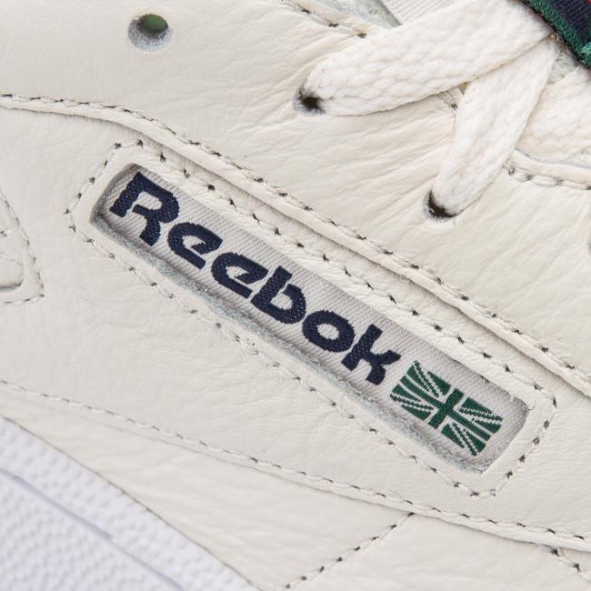 Shoes Reebok Club C 85 Mu CN6863 ChalkNavyGreenRed