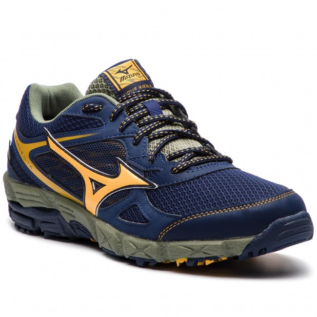 Shoes MIZUNO - Wave Kien 4 G-Tx GORE-TEX J1GJ175938 Navy Blue ... b4213323a75