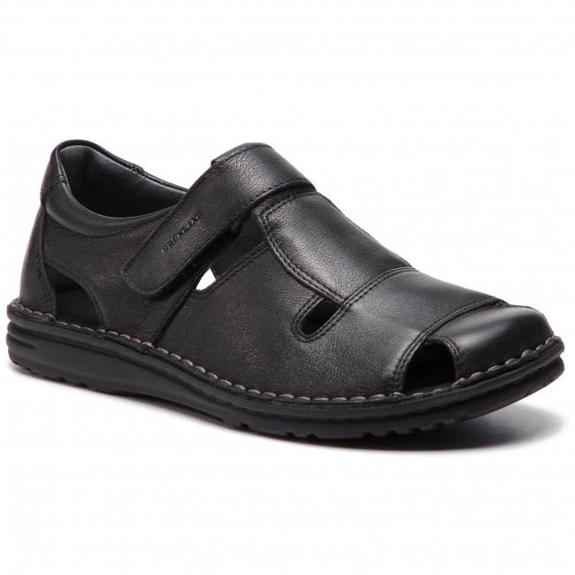 f886e97589c Sandals GRÜNLAND - SA1515-80 Lapo Nero - Sandals - Mules and sandals ...