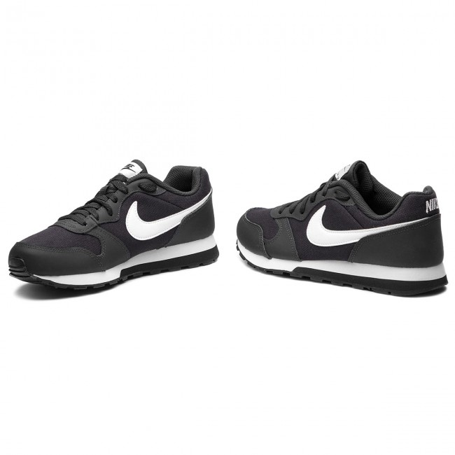 f0532e741becc Shoes NIKE - Md Runner 2 (GS) 807316 014 Oil Grey White Black ...