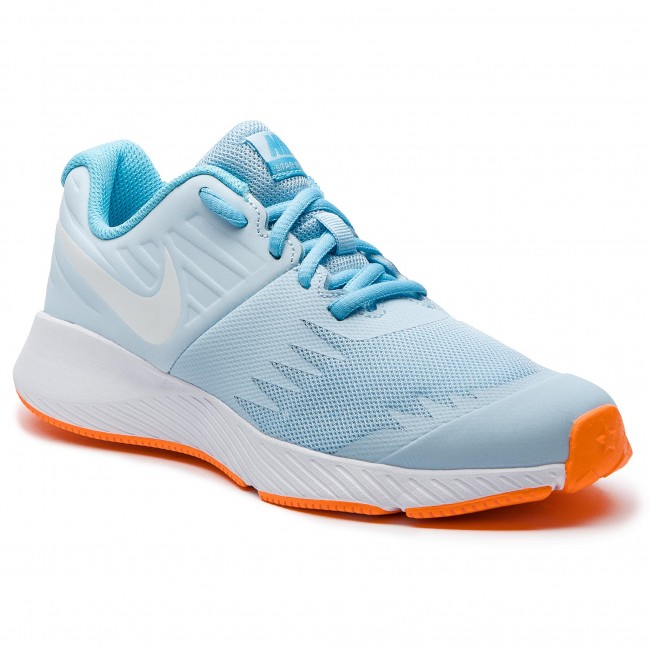 Shoes NIKE - Star Runner (GS) 907257 404 Cobalt Tint White Blue Chill faa50c2f6