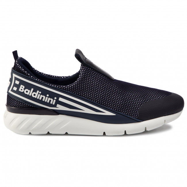 8b9b6cd1 Low Baldinini Blu 996925xdifs1b1010lbl Shoes Sneakers sdxBtQChr