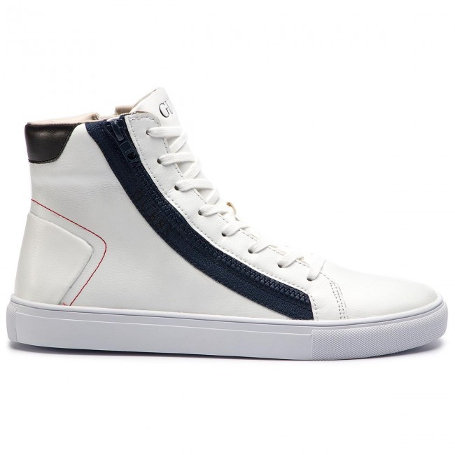 Sneakers Lea12 Guess Guess Sneakers Fm5lhi Lea12 Whibl Fm5lhi Whibl 0wfrx0