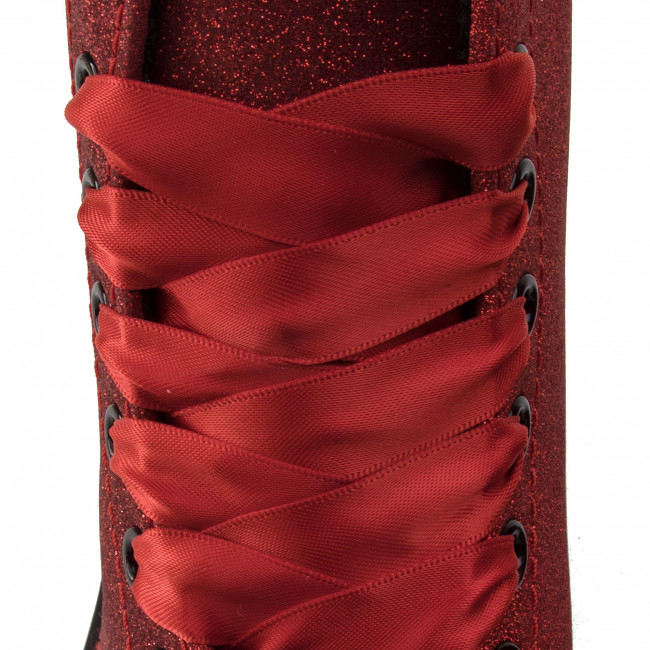 6c38354c25a9 Combat Boots DR. MARTENS - 1460 Pascal Glitter 24839602 Red/ Fine Glitter - Combat  boots - High boots and others - Women's shoes - efootwear.eu