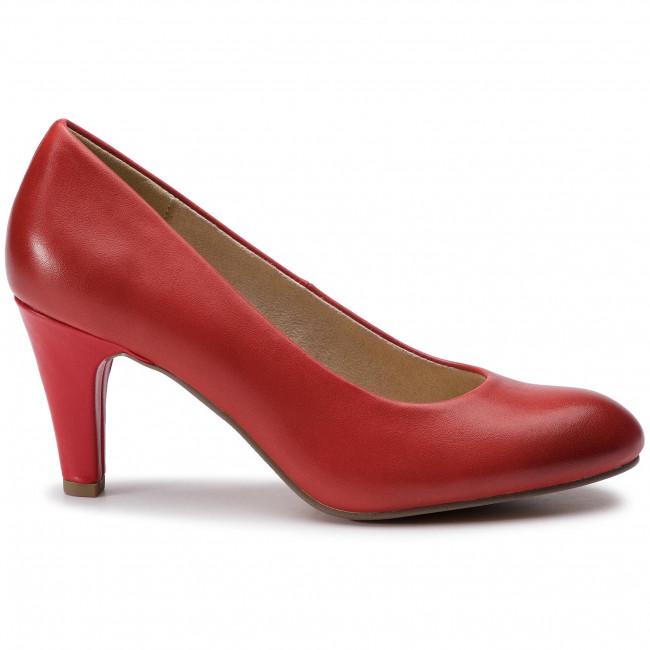 fd09714c1efa4e Shoes MARCO TOZZI - 2-22442-22 Chili 533 - Heels - Low shoes ...