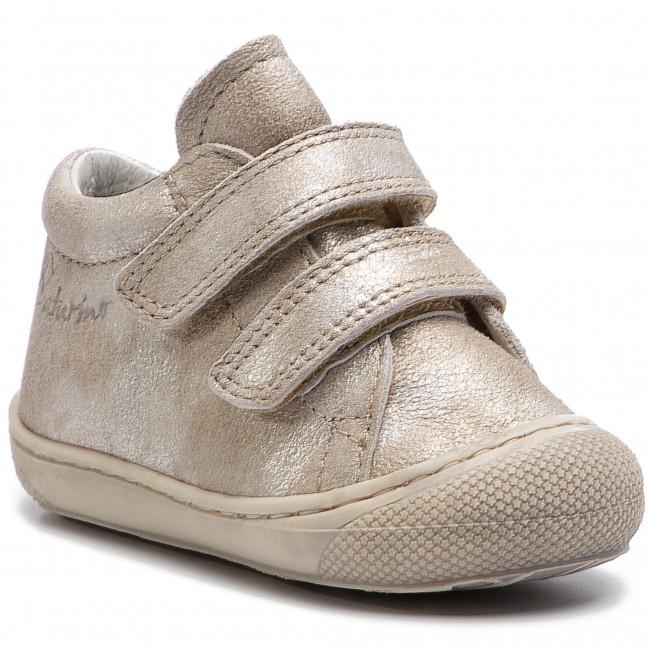344a4e8649b Shoes NATURINO - Cocoon Vl Passion 0012012904.17.0006 Platino ...
