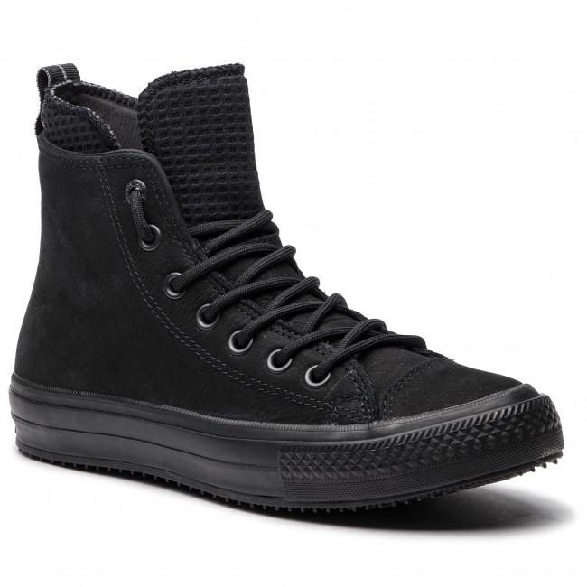 8eeca45a615a Sneakers CONVERSE - Ctas Wp Boot Hi 162409C Black Black Black ...