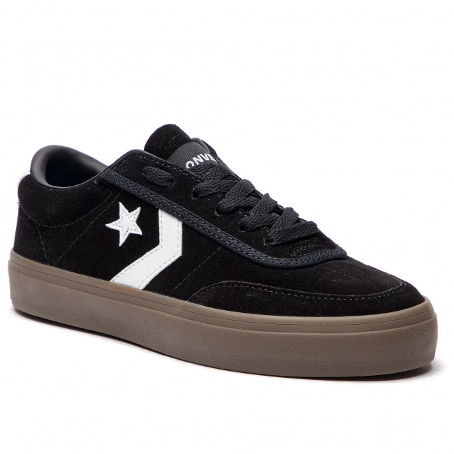44efe1ee23be Sneakers CONVERSE - Courtland Ox 162570C Black White Brown ...